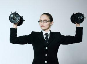 How Lifting Weights Can Lift Your Career